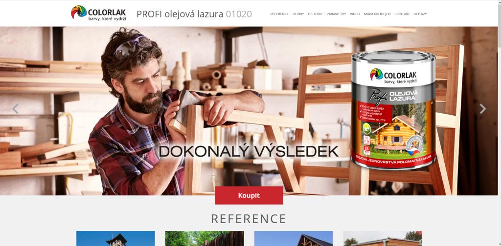 www.olejovalazura.sk